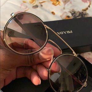 Exclusive Prada Sunglasses